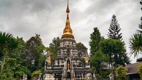 Tempel siamesisch Stockbild