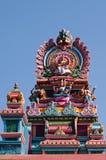 Tempel sikhara Stockfoto