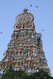 Tempel Sri Meenakshi Amman Stockbild