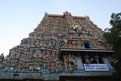 Tempel Sri Meenakshi Amman Lizenzfreie Stockfotos
