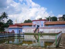 Tempel Sri Omkareshwara, Madikeri Stockfoto