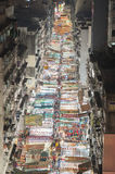 Tempel-Straße von Hong Kong Stockfoto