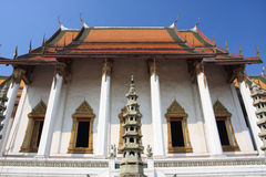 Tempel Sutat Stockfotografie