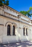 Tempel synagogue in distric of cracow kazimierz in poland on miodowa street Stock Photography