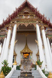 Tempel-Tür Lizenzfreie Stockfotos