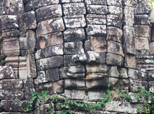Tempel Ta-Sok bei Banteay Chhmar, Kambodscha Lizenzfreies Stockbild