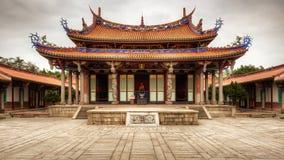Taipei Konfuzius Templea Stockbilder