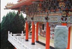 Tempel Taiwan Royalty-vrije Stock Fotografie