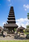 Tempel Taman Ayun in Bali Lizenzfreie Stockfotos