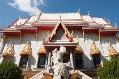 Tempel Thai Royalty-vrije Stock Foto