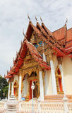 tempel in Thailand Stock Foto