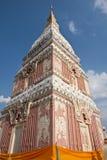 Tempel in Thailand. Royalty-vrije Stock Afbeelding