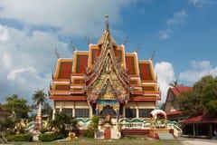 Tempel in Thailand Stockfoto