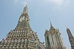 Tempel Thailand. Royalty-vrije Stock Afbeelding