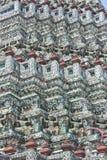 Tempel Thailand. Royalty-vrije Stock Foto's