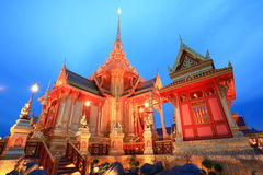 Tempel in Thailand Stockfotos
