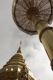 Tempel in Thailand Stockfoto