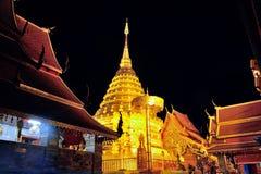 tempel thailand Fotografering för Bildbyråer