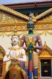 tempel thailand Royaltyfri Fotografi