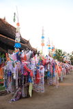 Tempel in Thailand Lizenzfreie Stockfotografie