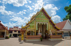 Tempel Thailand Royalty-vrije Stock Afbeelding