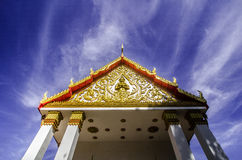 Tempel in Thailand Stock Afbeeldingen