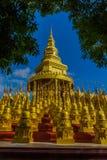 Tempel in Thailand Lizenzfreie Stockbilder