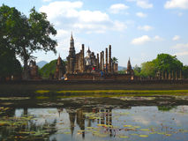Tempel thailanf Stock Afbeeldingen