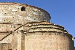 tempel thessaloniki för galeriusslottrotonda Royaltyfria Bilder