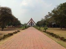 tempel till långt Arkivfoton