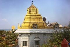 Tempel till solguden, Murudeshwar, Karnataka, Indien Arkivfoto