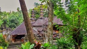 Tempel Ubud, Bali, Indonesien Royaltyfri Foto