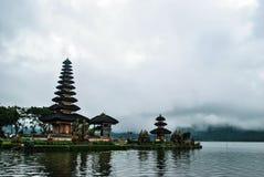 Tempel Ulun Danu in Bali-Insel Lizenzfreie Stockfotografie