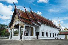 Tempel und Pagada Stockbild