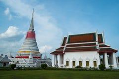 Tempel und Pagada Stockbilder