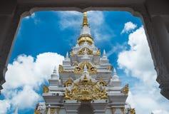 Tempel und Pagode Lizenzfreies Stockbild