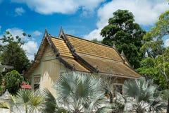Tempel und Pagode Stockfoto