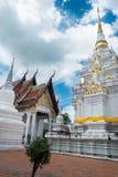 Tempel und Pagode Lizenzfreies Stockfoto