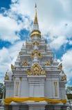 Tempel und Pagode Lizenzfreie Stockfotografie