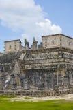Tempel van 1000 strijders Stock Foto