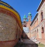 Tempel van alle godsdiensten, oecumenische tempel stock fotografie