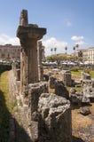 Tempel 2 van Apollo Stock Fotografie