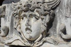 Tempel van Apollon - Didyma/Turkije royalty-vrije stock afbeelding