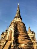 Tempel van Ayuthaya Stock Foto