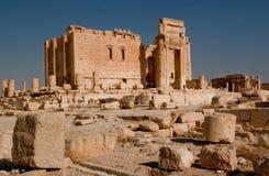 Tempel van Bels in Palmyra Stock Fotografie