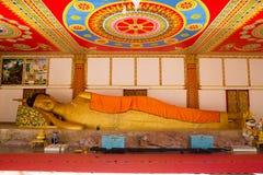 Tempel van Boeddhisme in Laos royalty-vrije stock foto's