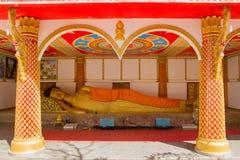 Tempel van Boeddhisme in Laos royalty-vrije stock foto