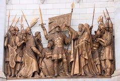 Tempel van Christus de Redder #2 Royalty-vrije Stock Afbeelding