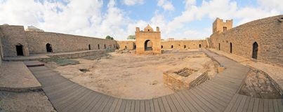 Tempel van de Ateshgah de 'Brand royalty-vrije stock fotografie