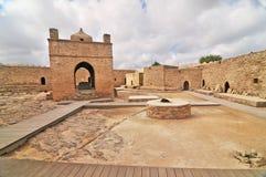 Tempel van de Ateshgah de 'Brand royalty-vrije stock foto's